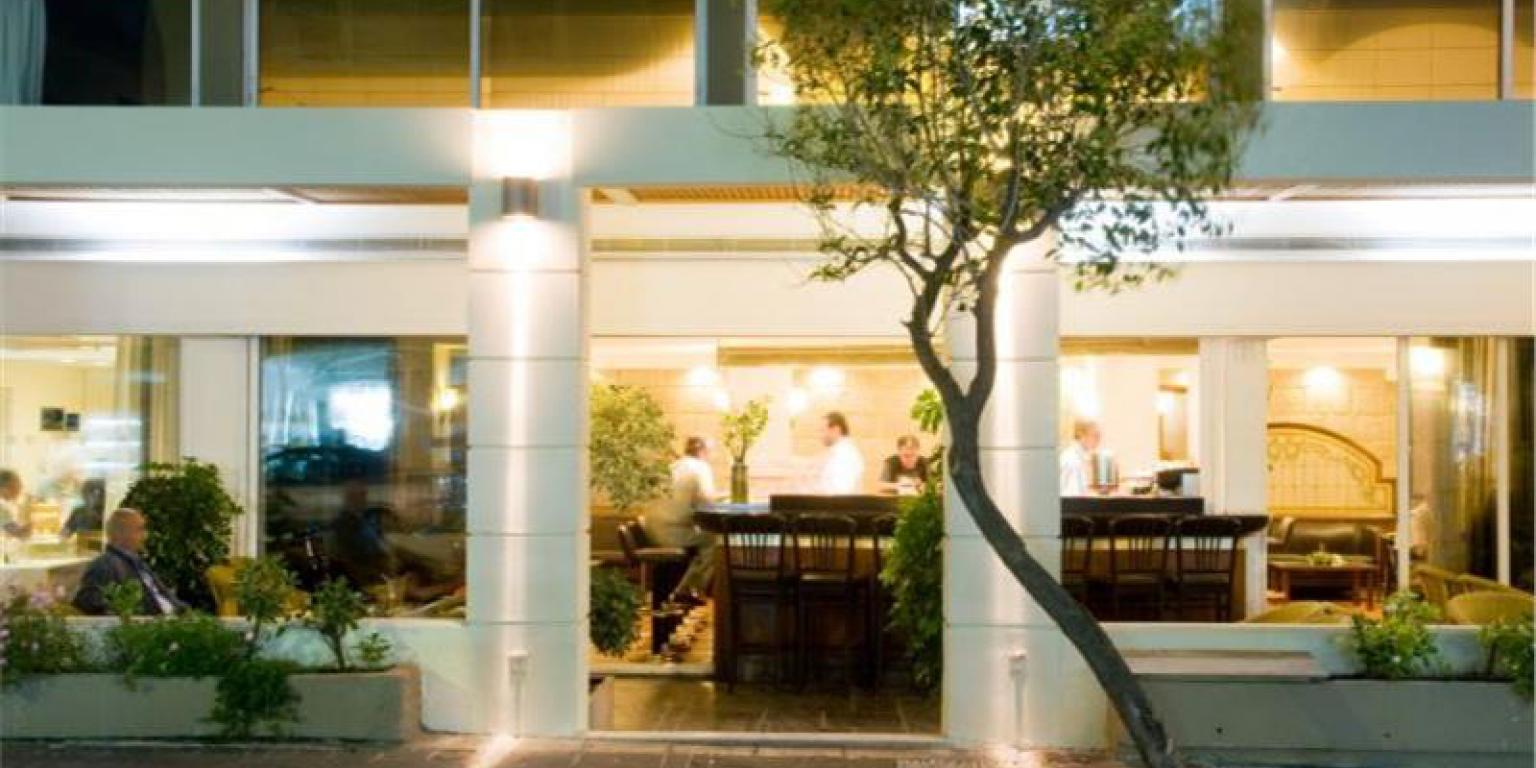Hotel Best Western Plaza - Terasa