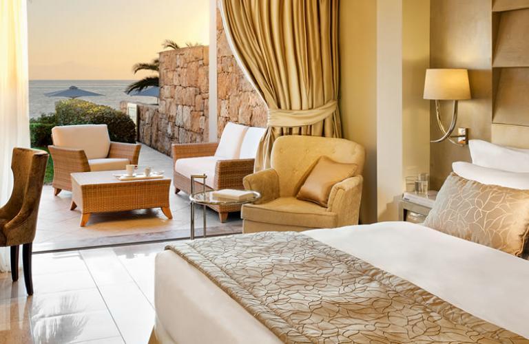 hotel Sani Asteria Suites - soba