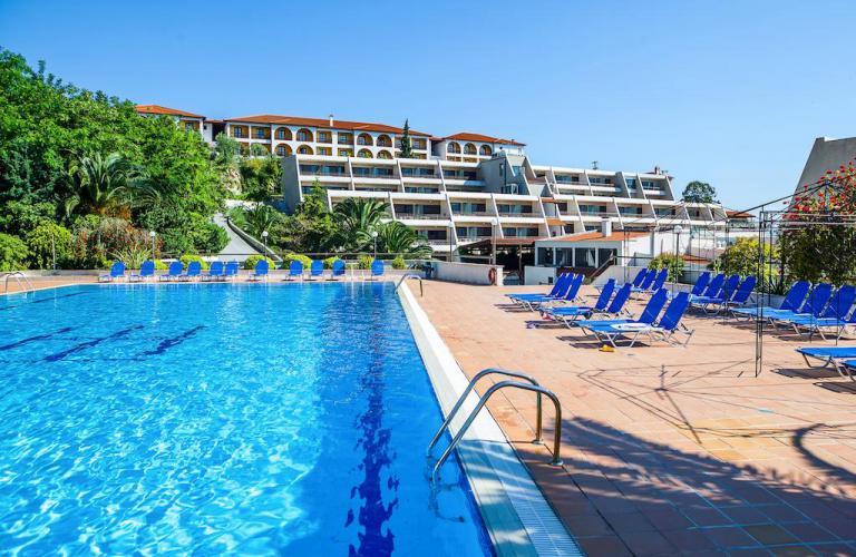 hotel Theoxenia - bazen