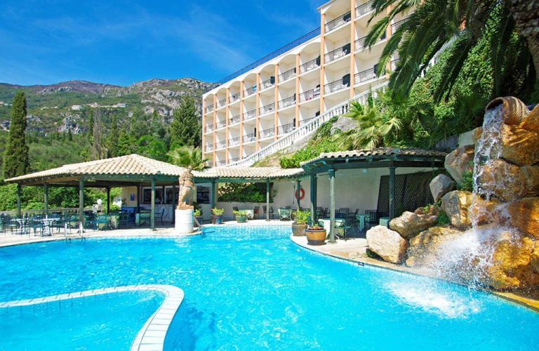 hotel Paleo Art Nouveau - bazen