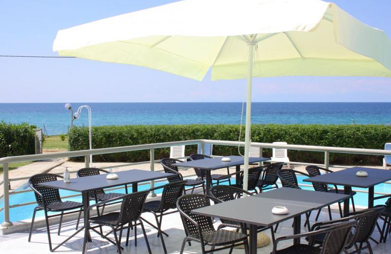 Hotel Skion Palace beach