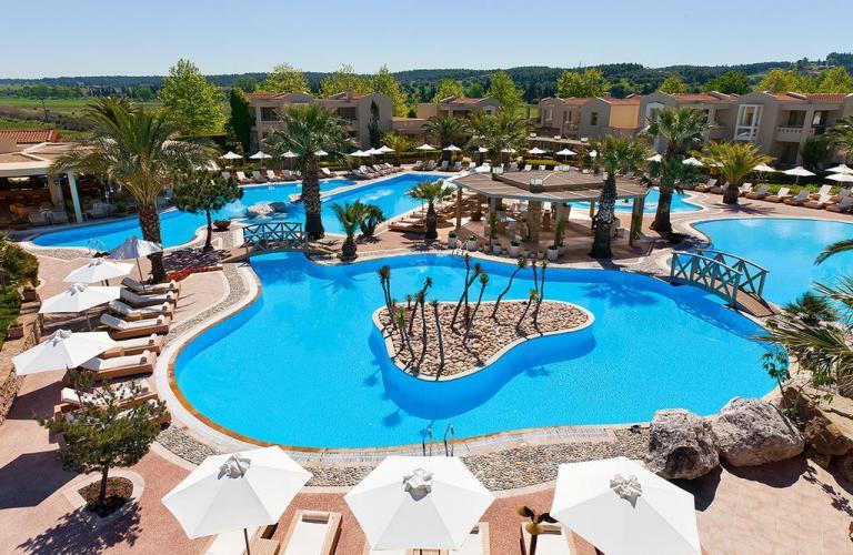 hotel Porto Sani Village - bazen