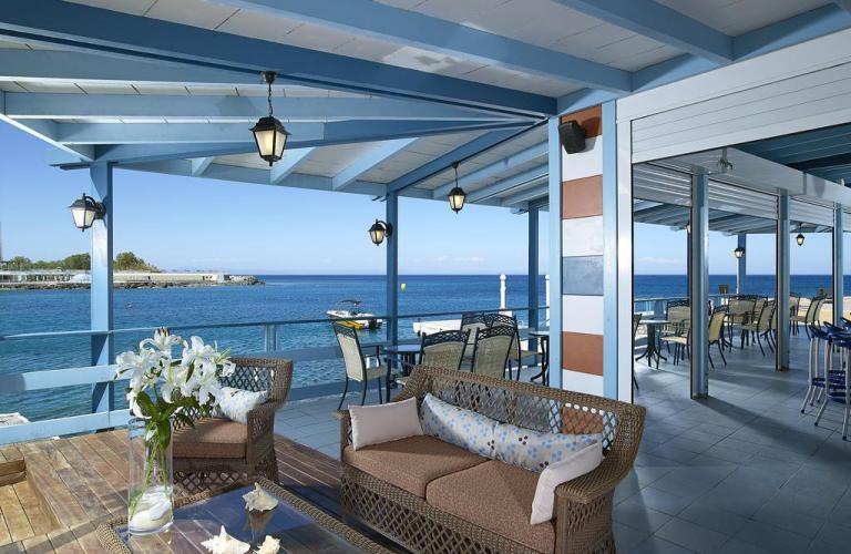hotel Aldemar Amilia Mare - restoran