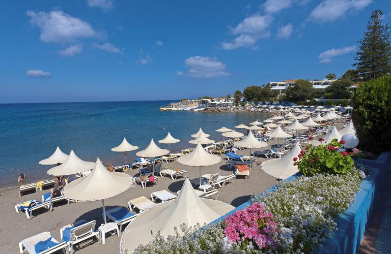 hotel Aldemar Amilia Mare - plaža