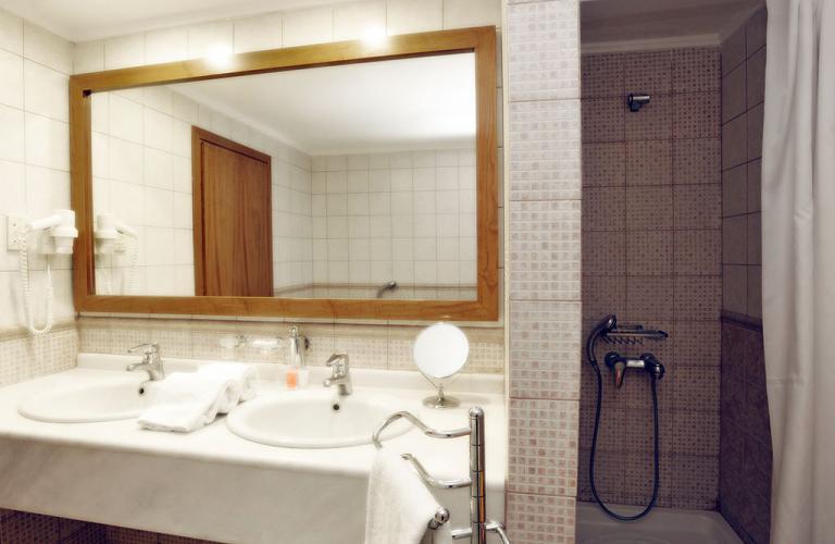 Hotel Alexander the great - Kupatilo