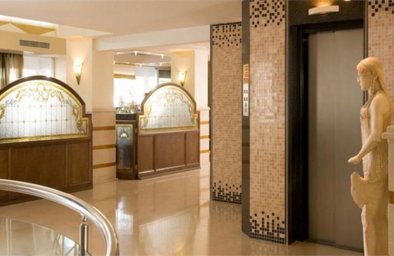 Hotel Best Western Plaza - Unutrašnjost