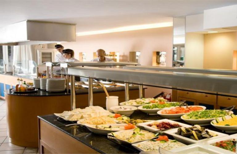 Hotel Best Western Plaza - Restoran