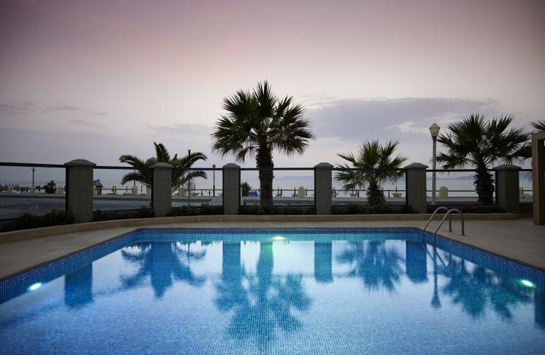hotel Mitsis La Vita - bazen