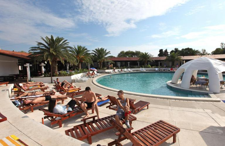 hotel Slovenska plaža - bazen