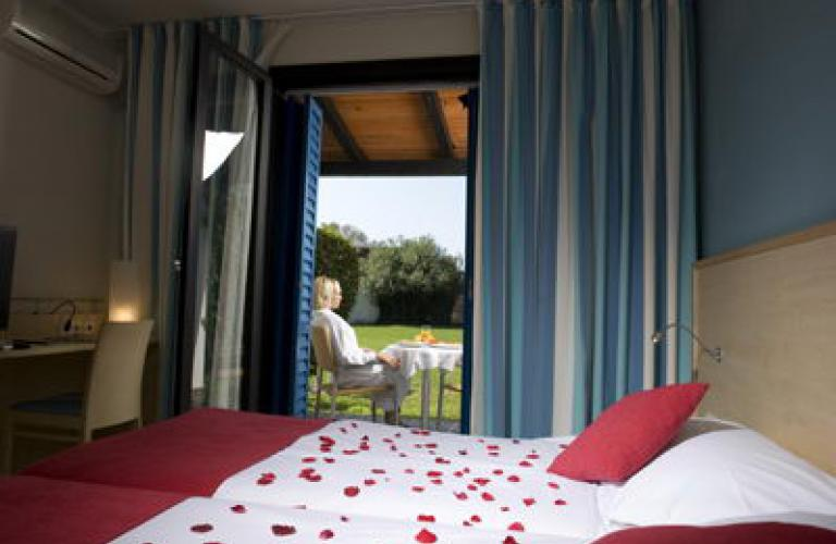 hotel Slovenska plaža - soba