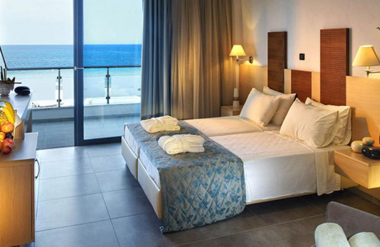 hotel Istion club&spa - superior soba sea view
