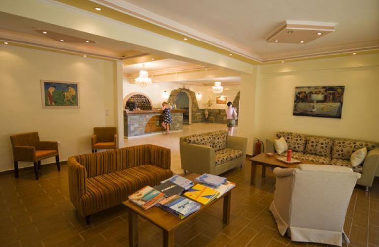 hotel Village Mare - lobi